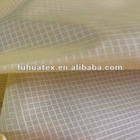 100% Nylon Plaid Fabric for Clothes