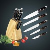 7 Pcs kitchen knife set