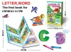 LETTER WORD ENGLISH LEARNING BOOK WITH 2PEN