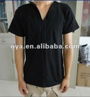 cheap cotton t shirt / t shirts factory