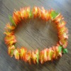party supplies hawaiian flower lei