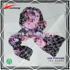 Custom Digital Printed Scarves JC-DP-4861