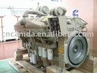 Cummins marine engine and generator