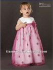 2012 New Design Discount Cinderella Flower Girl Dress TB-028