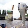 Outboard Motor ,9.9HP, 4-stroke,F 9.9