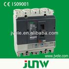 Adjustable 3 pole /4 pole MCCB 25A-1250A NS Circuit Breaker