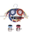 NST-8425 Two-valve R-134A Manifold Gauge Set