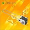Hot-dip galvanized stainless steel anchoring clamp/ tension clamp for two core cable