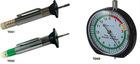 Tread depth gauge