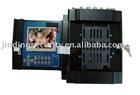 4ch 3G,GPS mini Car DVR with 3.5inch TFT screen