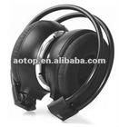 Car IR Headphone dual channel for headrest monitor