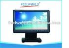 "10.1"" 16:9 widescreen USB touchscreen montor with high resolution 1024x600"