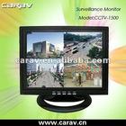 15''LCD Surveillance Monitor