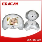 3.5 inch Digital wireless baby monitor support for intercom and music player