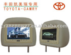 toyota car headrest monitor with mp3,mp4, sd card reader