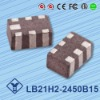 (Manufacture) High Performance, Low Price LB21H2-2450B15- Multilayer Balun