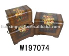 Unique Stamp Wooden Cases
