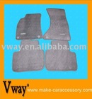 Nylon car mat