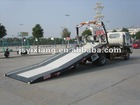 JAC chassis tow wrecker truck
