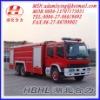 8-15cbm ISUZU Fire Truck