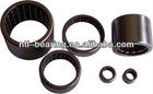 Drawn cup needle roller release clutch bearing HFL 0822