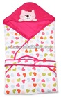 2012 warming baby blanket with 100% cotton