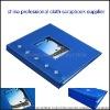 china professional 8x10 fabric scrapbook