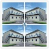 GB standard cheap prefab house