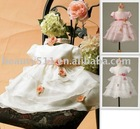 FLAH050 wholesale flower girls dress