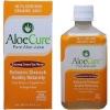 Aloecure Ginseng Green Tea Flavor Organic and PureAloe Juice