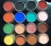 Granular iron oxide pigment yellow