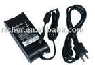 Laptop AC Power Adapter /laptop power charger for Dell Studio 1537 PP33L