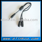dc female adapter dc power cord