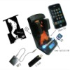 All in 1 Car FM transmitter for Iphone