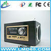 fm radio usb sd card reader mp3 mp4 speaker LMD L386
