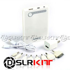 7200mAh Charger Power Bank for Apple PSP Mini Micro USB