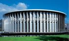 external architectural vertical aluminum shutter louvers