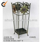 metal indoor umbrella stand