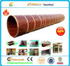 2012 Hot New shuttering plywood as construction templates for circular column