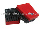 Granite, marble, travertine steel abrasive brush
