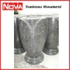 Hot Sale Granite Gravestone Pots for Tombstone