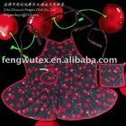 100% polyester heat transfer printing apron