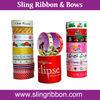 Satin Ribbon Small Roll Packing