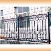 Building Steel Iron Fence Railing {HB-B096}