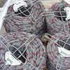 hot selled galvanized barbed wire fence(8 years' export)