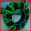 TPU snow tyre car skid polyurethane snow chain