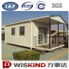 portable folding container house