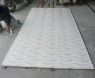Carving marble decorative wall facade tiles