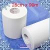"""28cm x 90m PVC hotfix rhinestone tape , Silicone hotfix motif tape"