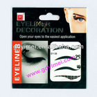 New eyeliner with eyeshadow Tattoos&creative design eyeliner strips YM-EY-39